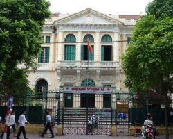 Bệnh viện K là bệnh viện ung bướu hàng đầu ở nước ta