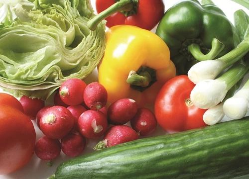 Các loại rau củ quả tươi rất tốt cho bệnh nhân ung thư