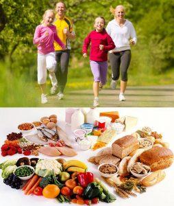 Ăn uống đầy đủ, tập thể dục đều đặn... là cách phòng chống ung thư hiệu quả.