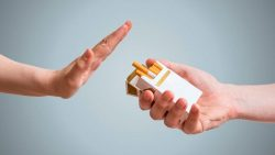 Bỏ thuốc lá là cách ngăn ngừa ung thư dạ dày hữu hiệu