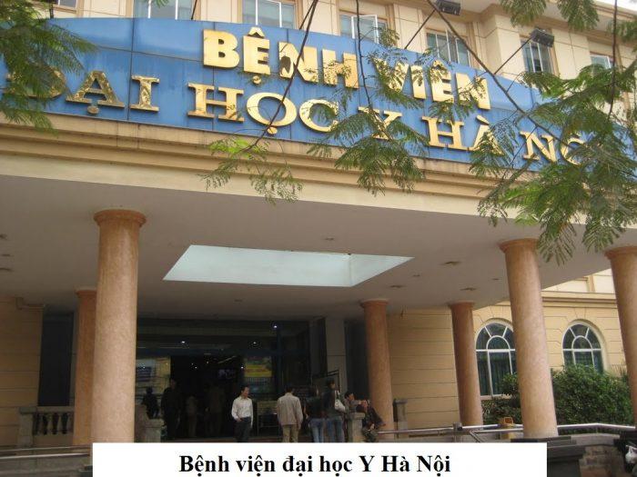 Chẩn đoán ung thư sớm ở bệnh viện Đại học Y Hà Nội