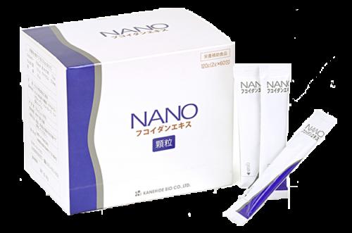 Thuốc chữa ung thư tại Nhật nano fucoidan