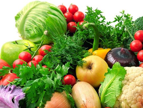 Chế độ ăn nhiều rau xanh giúp tăng cường phòng chống ung thư phổi