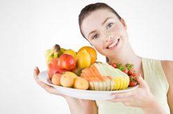 Ăn đủ chất để tránh các dấu hiệu ung thư buồng trứng