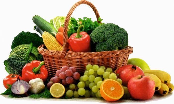 Chế độ ăn uống hợp lý, đầy đủ các chất dinh dưỡng