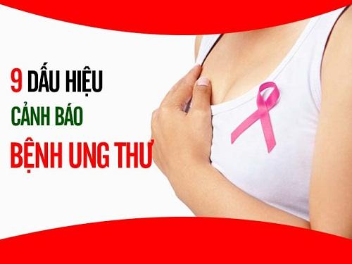 9 dấu hiệu cảnh báo bệnh ung thư