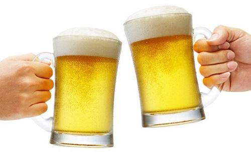 Bia là nguyên nhân gây ung thư