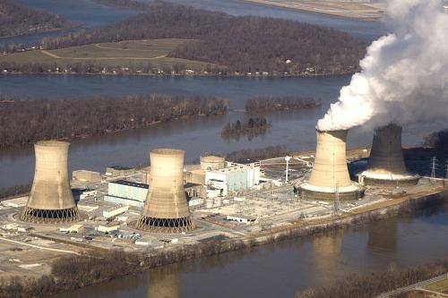 Nhà máy hạt nhân nguyên tử