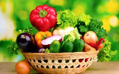 Phòng tránh ung thư dạ dày bằng cách bổ sung nhiều rau xanh