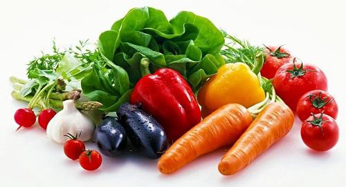 Bổ sung nhiều rau xanh giúp phòng tránh bệnh ung thư gan