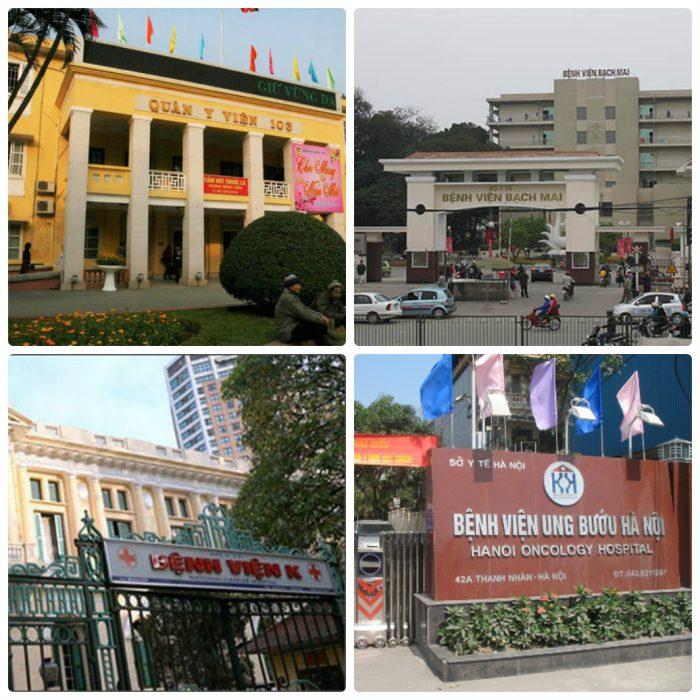 Những địa chỉ tầm soát ung thư phổi ở Hà Nội