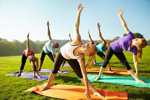 Tập thể dục phòng chống ung thư đại tràng hiệu quả