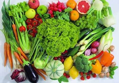 Ăn nhiều rau xanh giúp phòng chống ung thư vòm họng
