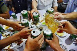 Bia rượu rất có hại cho bệnh nhân dạ dày