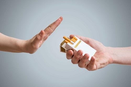 Thuốc lá là kẻ thù số một của bệnh ung thư gan.