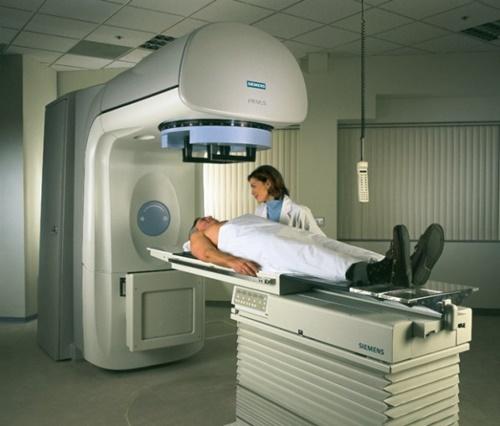 Áp dụng phương pháp xạ trị