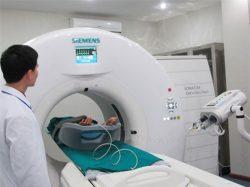 Tia xạ là một trong những cách điều trị ung thư vòm họng