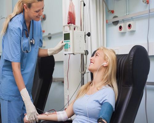 Hóa trị điều trị ung thư máu