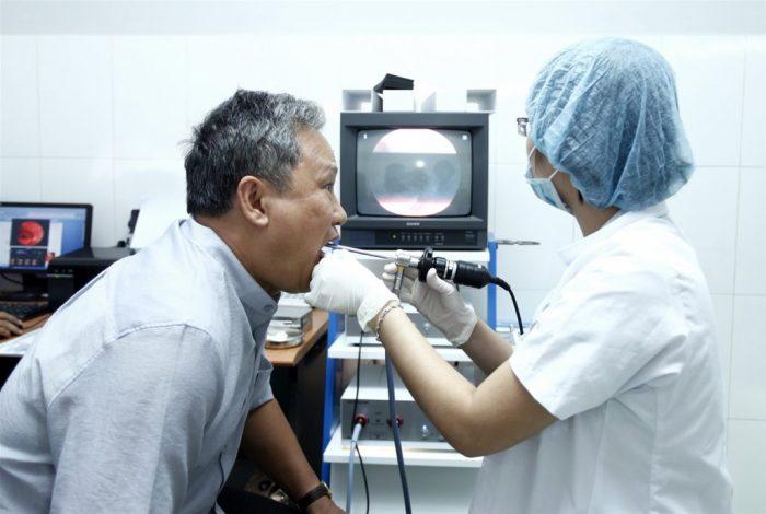 Chi phí điều trị ung thư vòm họng có giá theo từng bệnh viện
