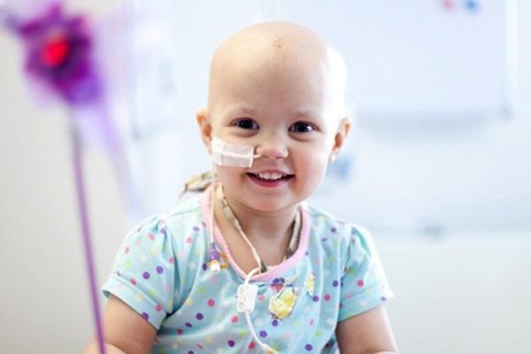 Hình ảnh bệnh nhân ung thư máu.