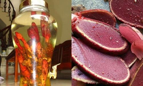 Nấm ngọc cẩu ngâm rượu là cách dùng được phái nam ưa chuộng
