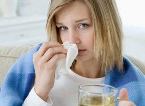 Cách nhận biết bị ung thư vòm họng là khi bạn có hiện tượng nghẹt mũi.
