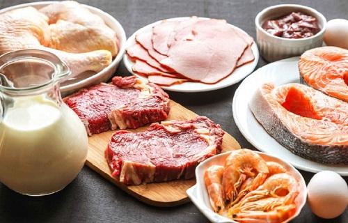 Những thực phẩm giàu chất đạm cho người ung thư phôi