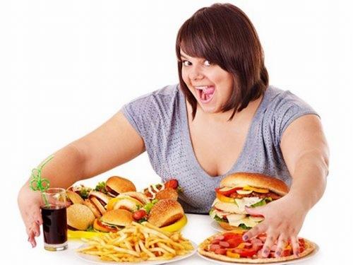 Chế độ ăn uống không lành mạnh là nguyên nhân dẫn đến ung thư