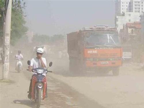 Ô nhiễm không khí là nguyên nhân gây ung thư phổi