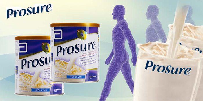 Sữa presure cho bệnh nhân ung thư