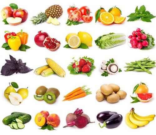Ăn nhiều rau củ quả là cách phòng chống ung thư hữu hiệu.