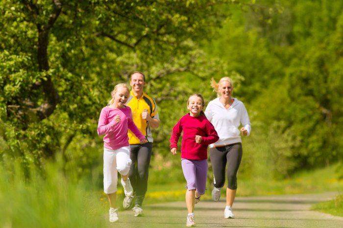 Tăng cường thể dục thể thao để có một cơ thể khỏe mạnh
