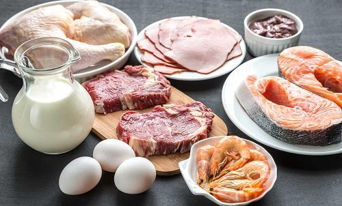 Thực phẩm chứa nhiều protein cần thiết cho người bị ung thư máu