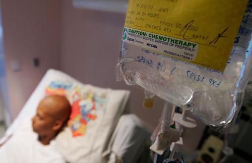 Truyền hóa chất là phương pháp phổ biến được sử dụng trong điều trị ung thư