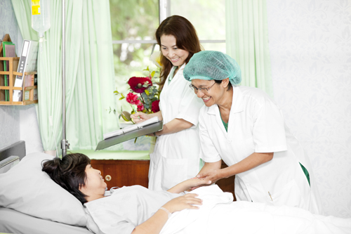 Chế độ chăm sóc rất quan trọng giúp người bệnh phục hồi sức khỏe