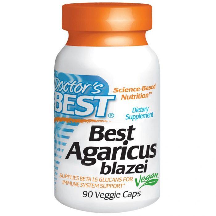 Ung thư dạ dày nên uống thuốc gì: Thuốc Doctor's Best Fucoidan 70