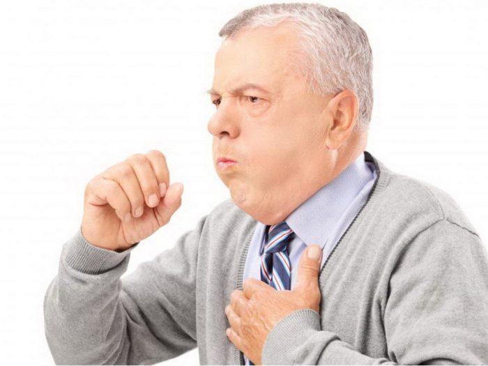 Ho khó thở là triệu chứng ung thư màng phổi giai đoạn cuối