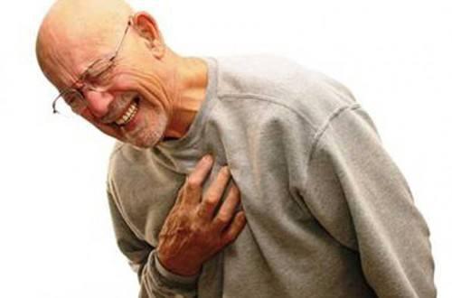Ung thư phế quản gây khó khăn cho người thở