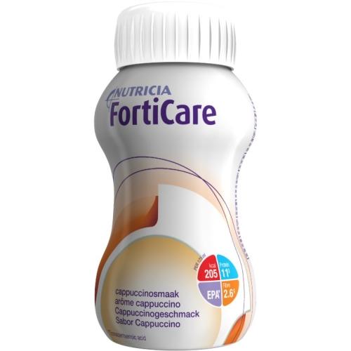 Ung thư phổi nên uống sữa gì? - Sữa forticare