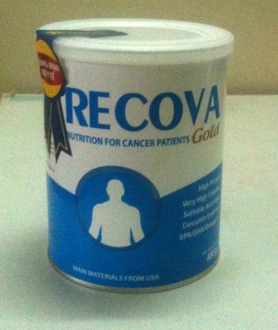 Ung thư phổi nên uống sữa gì? - Sữa Recova gold