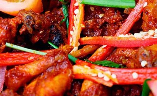 Thực phẩm cay nóng không nên dùng cho người bị ung thư phổi