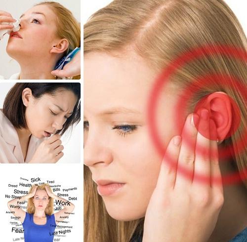 Dấu hiệu nhận biết ung thư vòm họng sớm