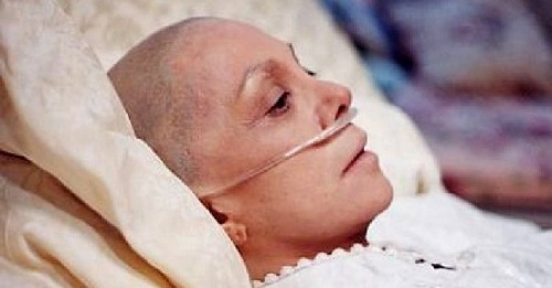 Dấu hiệu người ung thư sắp chết ngày càng trở nên rõ ràng