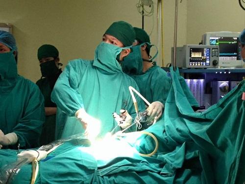 Điều trị bệnh ung thư cổ tử cung di căn hạch
