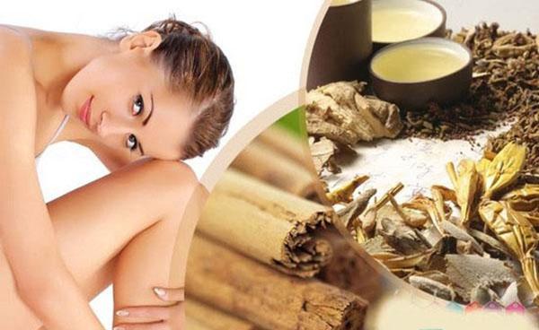Dùng các loại bột thiên nhiên để tắm trắng an toàn