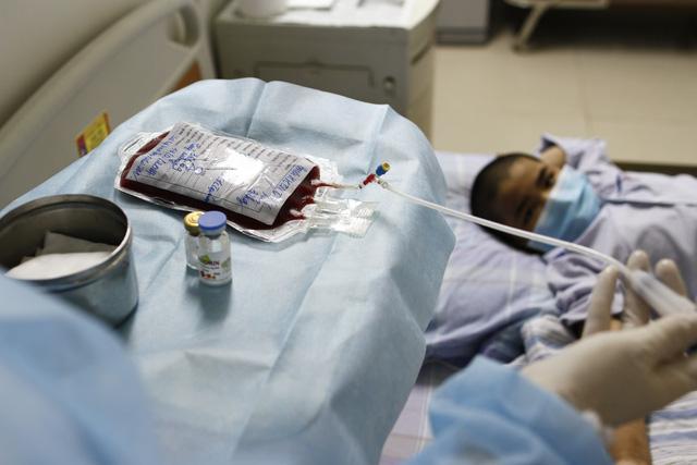 Điều trị bệnh khi mắc chứng ung thư máu
