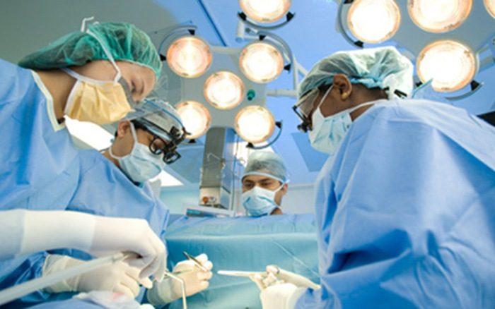 Phẫu thuật cắt bỏ ung thư cổ tử cung