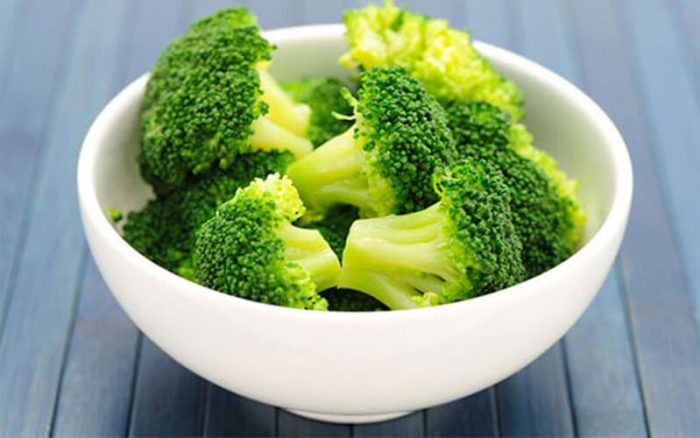 Súp lơ xanh có tác dụng cực kì tốt đối với sức khỏe con người