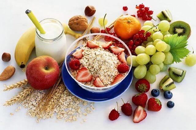 Các loại thực phẩm tốt cho người bệnh xơ gan