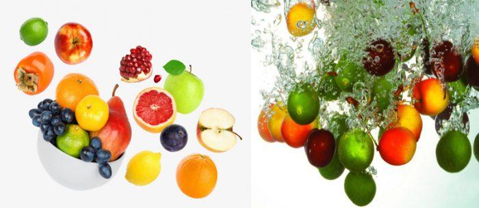 Hoa quả tươi tốt cho bệnh nhân ung thư xương.